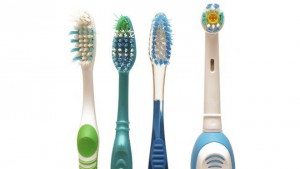 tipos de cepillo de dientes