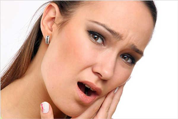 absceso dental molestias