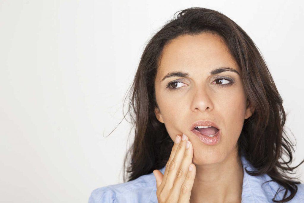 sensibilidad dental dolor