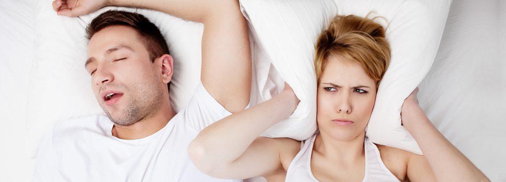 apnea del sueño ronquidos
